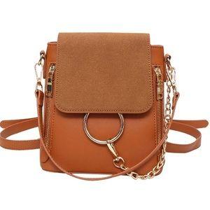 Trendy mini backpack/purse